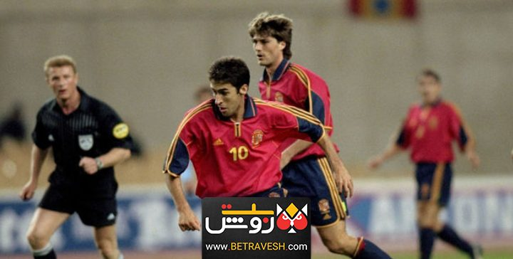 اسپانیا 9-0 سن مارینو