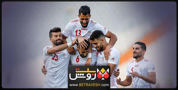 واکنش فیفا به برد ایران مقابل کامبوج