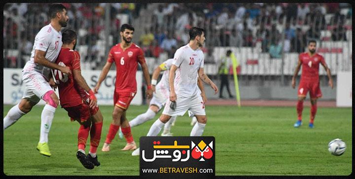 فوتبال ایران و بحرین