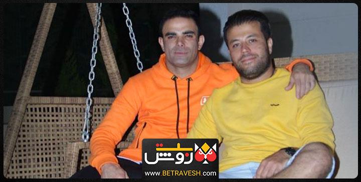رضا آشپز وحید خزایی