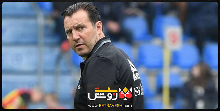 ترک و جدایی ویلموتس از تیم ملی ایران