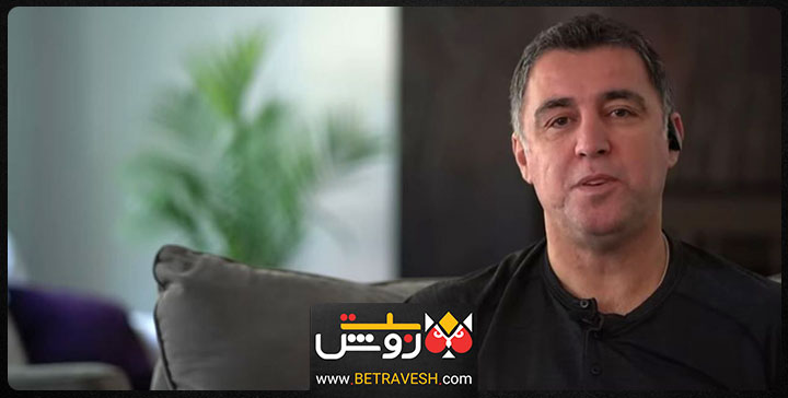 هاکان شوکور اسطوره فوتبال ترکیه