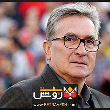 برانکو سرمربی تیم ملی ایران