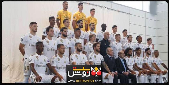 شروع تمرینات رئال مادرید بعد از بحران کرونا