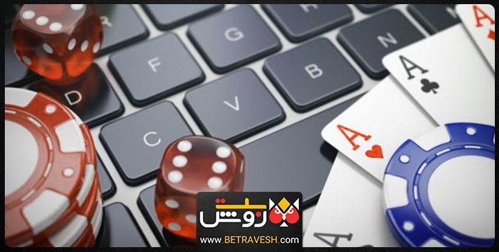 شارژ حساب در سایت قمار آنلاین