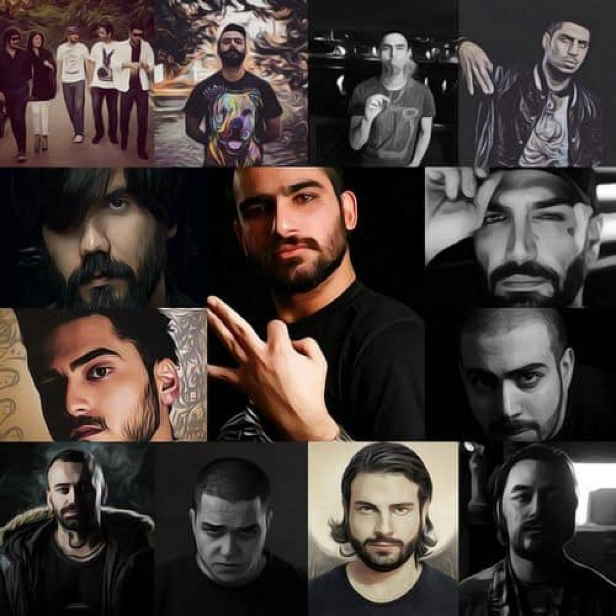 معروف ترین رپر های ایرانی رپ فارسی