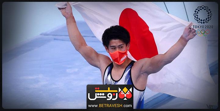 جوان ترین قهرمان المپیک
